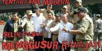 DPRD DKI Kecam Aksi Selfie Satpol PP Pasca Gusur Warga di Rawajati