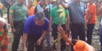 Peduli Lingkungan, Walikota Jakpus Tanam 100 Pohon