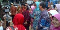 Kepala Kantor KB Jakpus Gelar Block Sweeping Untuk Layani Warga Ber-KB