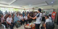 Wagub Sandiaga Pantau Pelaksanaan Perdana Pos Dumas di Kecamatan Gambir