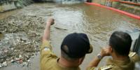 Anies: Per Jam 3 Sore, Air Sudah Sampai di Depok, Ketinggian 400 Centi