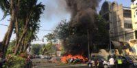 Pasca Peledakan Bom Surabaya, Selanjutnya Terjadi Tujuh Aksi Terorisme, Cek Mana Hoaks atau Asli!