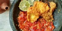 Tips Membuat Sambal Ayam Geprek Yang Paling Cocok dan Enak, Bisa Kamu Coba di Rumah Lho