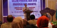 Wagub Sandiaga: UMKM Tulang Punggung Ekonomi Jakarta