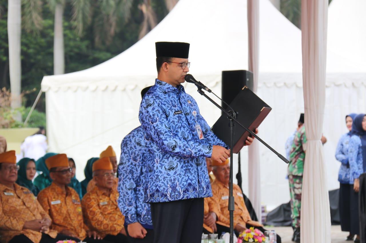 Gubernur Anies: Tidak Ada Penghapusan Koridor 1 Transjakarta