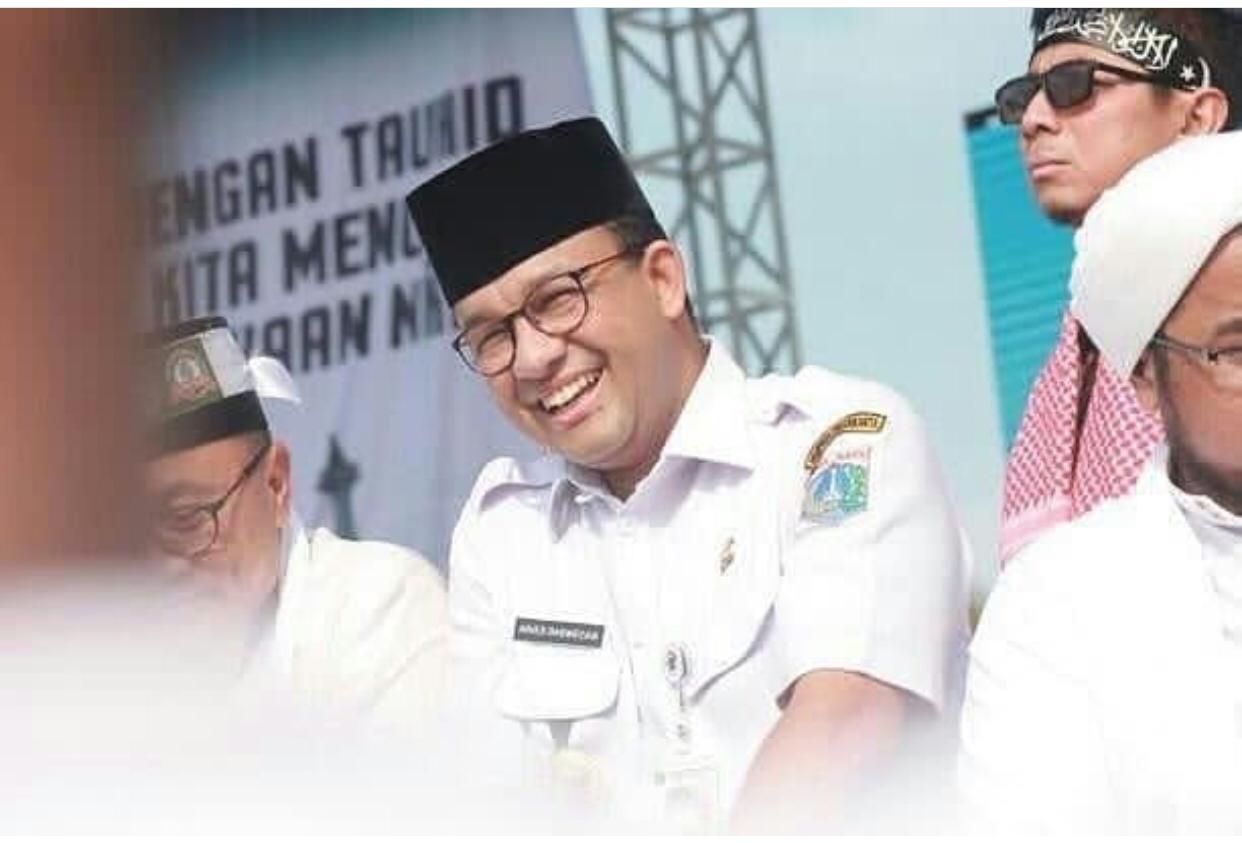 Gubernur Anies Tegaskan Tidak Pernah Usulkan Nama Erwin Aksa sebagai Cawagub DKI