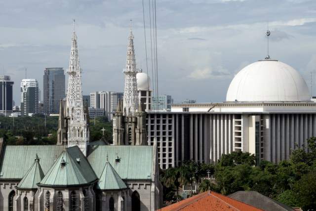 FKUB DKI: Tingkat Kerukunan di Jakarta Tahun 2018 Tergolong Tinggi