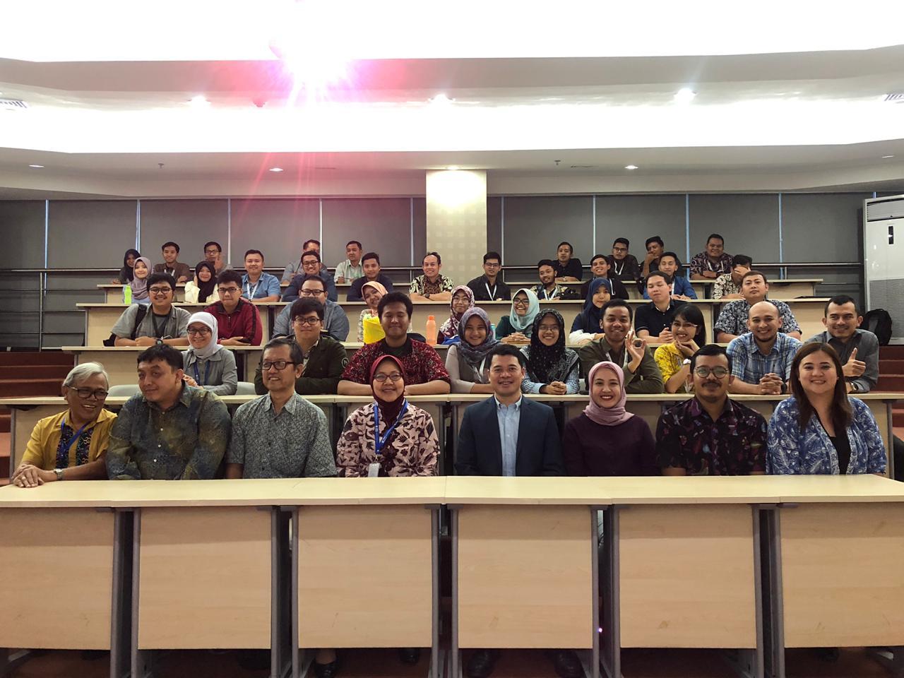 Kampus PPM Hadirkan Profesor dari Negeri Tiongkok, Paparkan Konsep OBOR