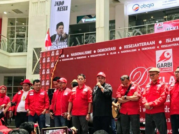 Fahri Sebut Garbi Dukung Capres 'Bertenaga', Jokowi atau Prabowo?