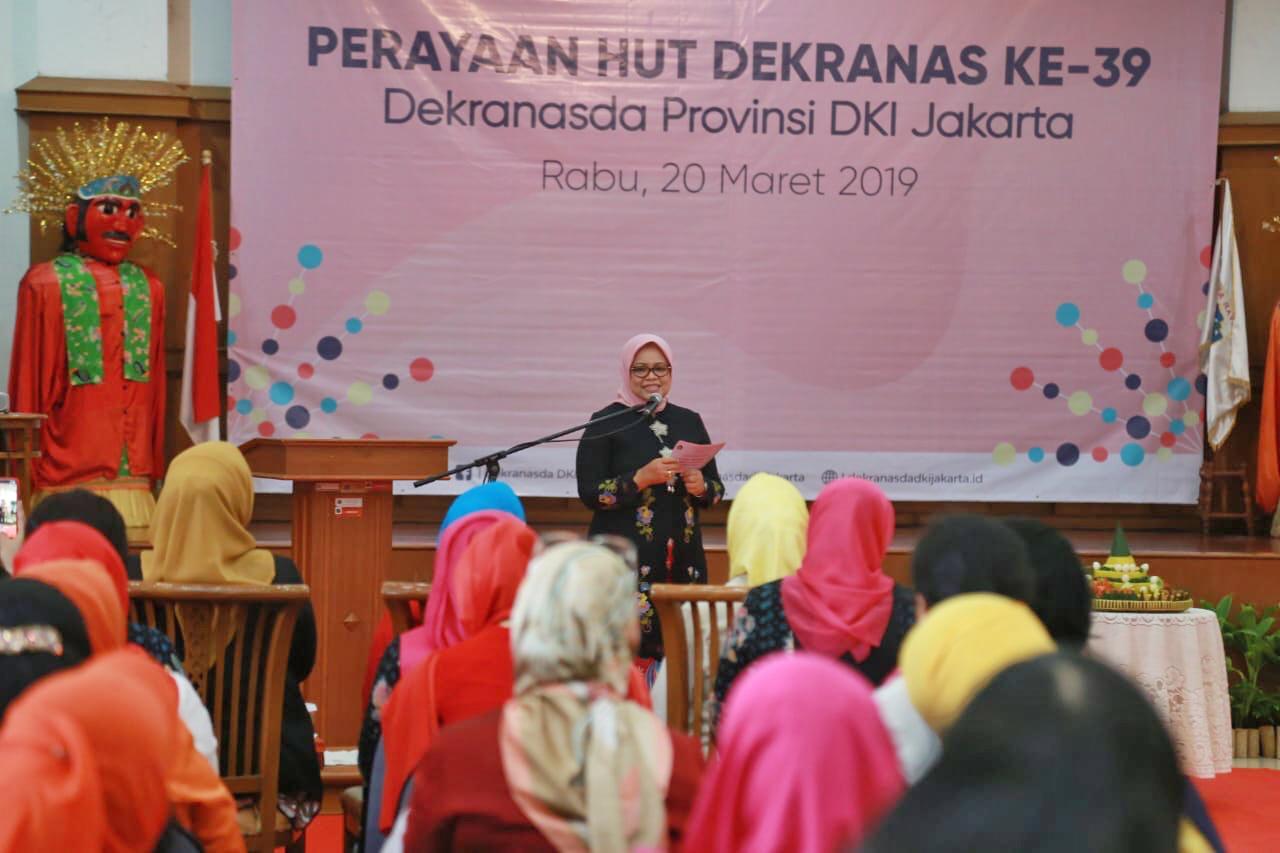 36 Tahun Perjalanan Dekranasda DKI Jakarta Dukung Perajin Jakarta