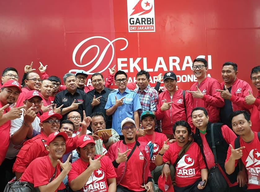 Caleg Yang Didukung GARBI Eko Patrio dan Mardani Ali Sera Lolos ke DPR