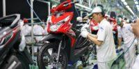 Ekspor Skutik Favorit Honda BeAT Melonjak 43%