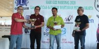 Lions Golf Club & FWPJ Gelar Turnamen Golf Hari Gizi Nasional 2020