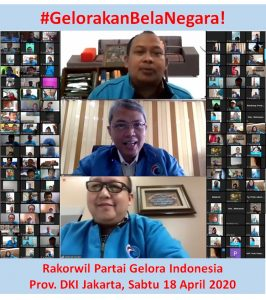 SuaraJakarta.co - Gelora DKI Jakarta